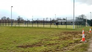 Crick Community Sports Centre fields