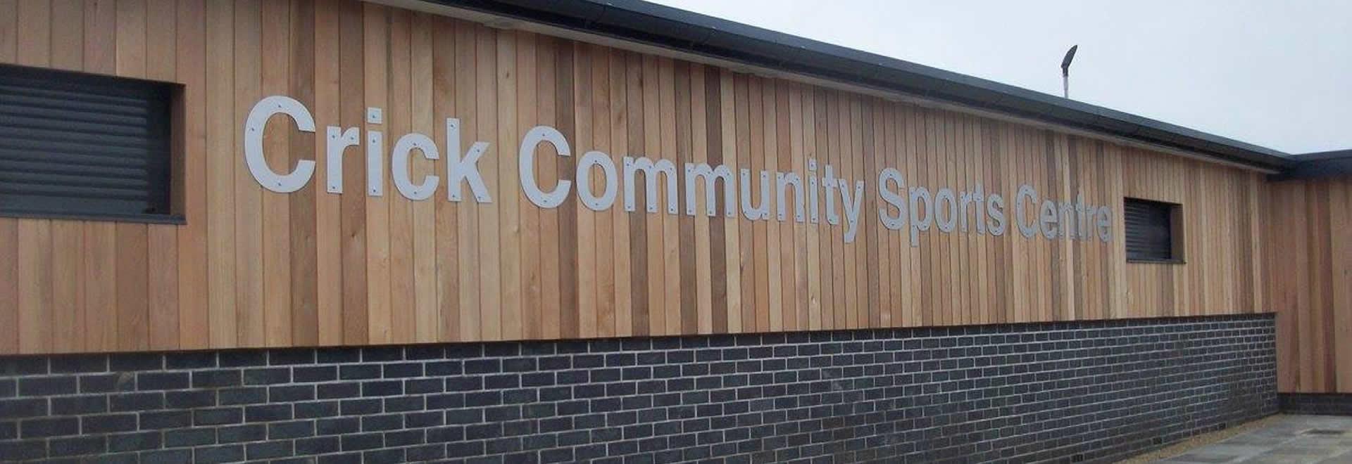 Crick Community Sports Centre